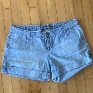 2 for $15 Refuge denim shorts
